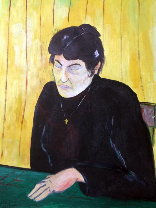 Portrait noir